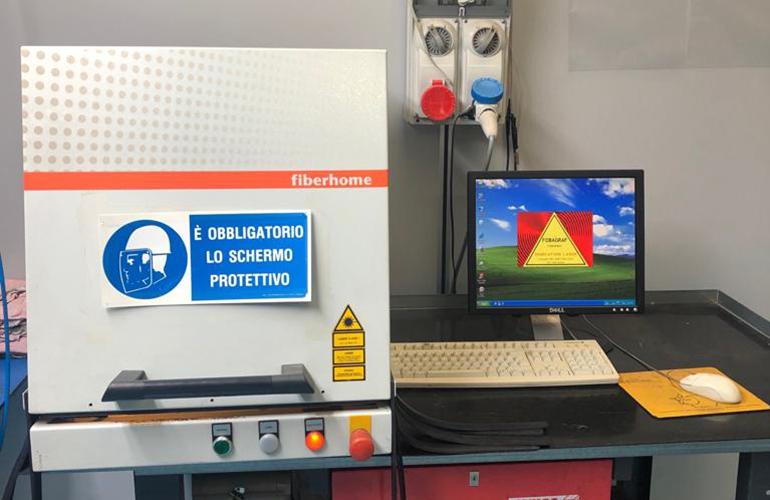 Laser printing SOSITALIA