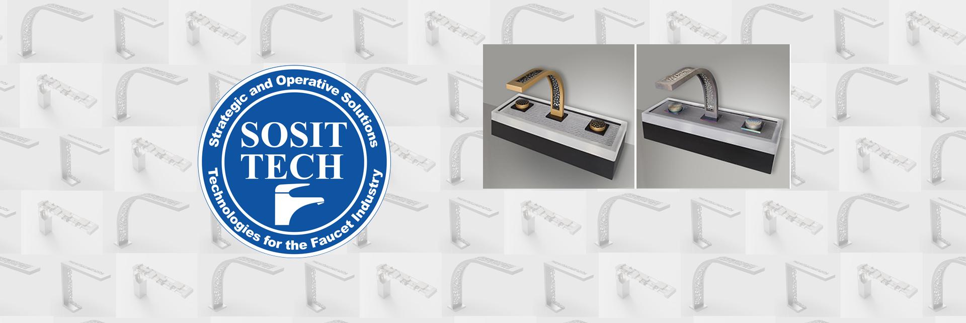 Slider metal 3D printing SOSITALIA